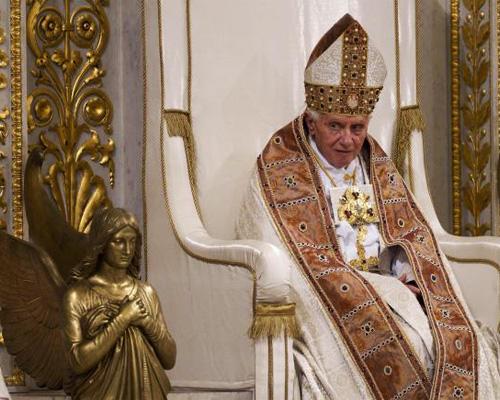 Joseph Ratzinger, Papa Benedicto XVI