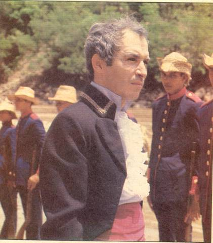 Pedro Montoya en Bolívar el hombre de las dificultades