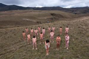 Desnudos por Santurbán, Foto David Navarro