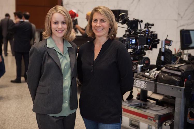 Rachel McAdams (izquierda) interpreta a la investigadora Sacha Pfeiffer