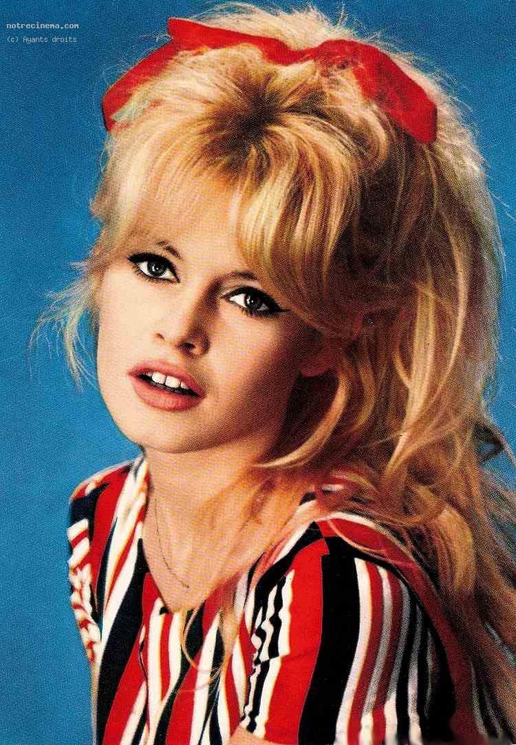 Brigitte Bardot. Tomada de internet / GENTE DE CAÑAVERAL