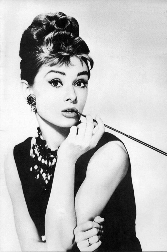 Audrey Hepburn. Tomada de internet / GENTE DE CAÑAVERAL