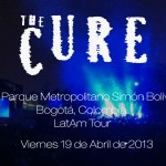 The Cure latam tour