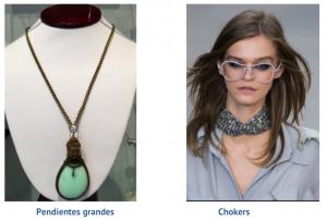 moda collares