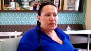 Jennifer Steffens. La televisión colombiana