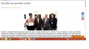 Maria Susana Peralta Ramon, cuento corto UDES