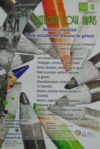 Afiche Cátedra