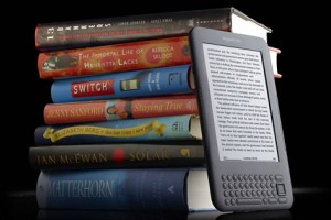 El Kindle 3 de Amazon