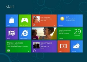 Imagen del Futuro Windows 8