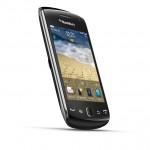 El teléfono BlackBerry 9380 Curve (Cortesía de RIM)