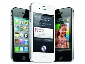 El iPhone 4S (Foto: Apple Computer)