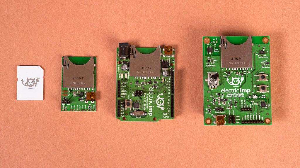 Imp el chip universal para controlar electrodomésticos
