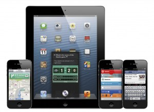 Lo nuevo de Apple en iOS6 (Cortesía: Apple Comp.)